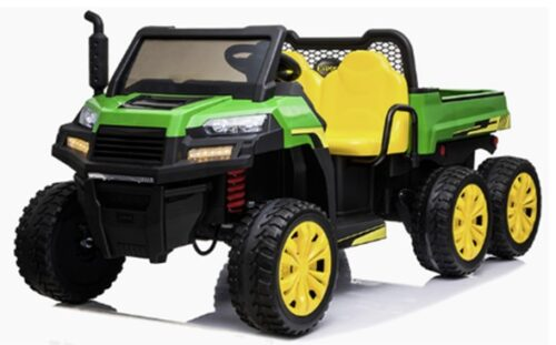 Gator kinderjeep Farmer truck 6x6