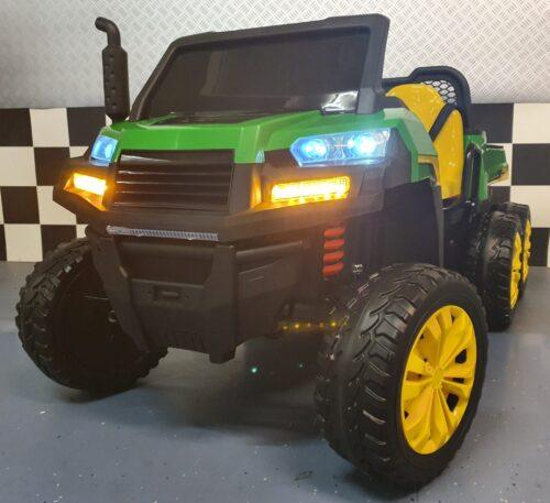 Gator Farmer Truck met 6 wielen