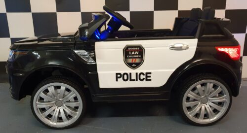 Politie Jeep 12 volt