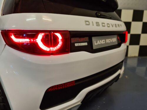 Accu speelgoed auto Land Rover