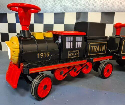 Accu speelgoed trein