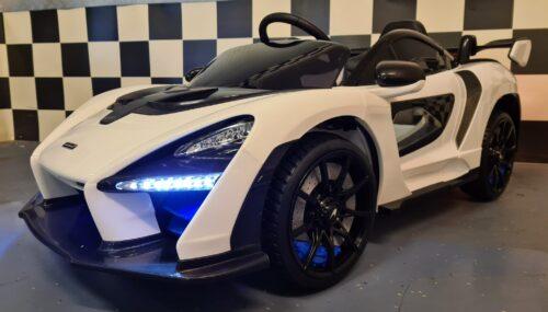 Elektrische auto kind Mclaren