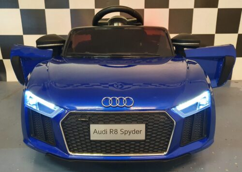 Elektrische kinderauto Audi