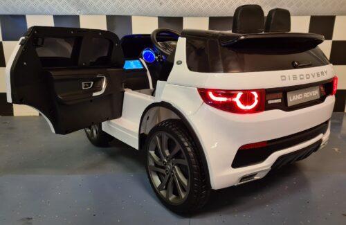 Elektrische kinderauto Land Rover