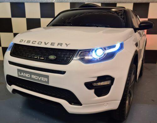 Elektrische kinderauto Land Rover Discovery