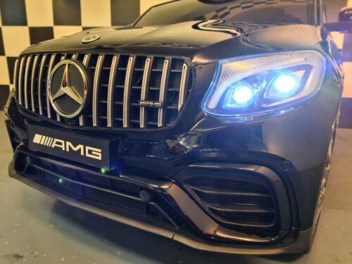 Elektrische kinderauto Mercedes GLC