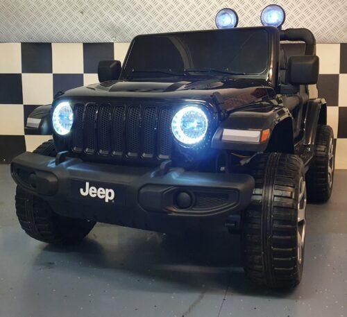 Kinderauto Jeep Wrangler