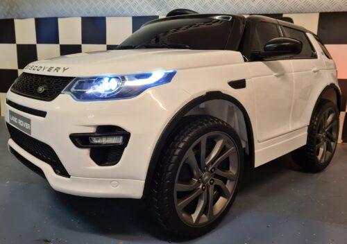 Kinderauto Land Rover discovery