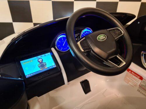 Land Rover Discovery accu auto