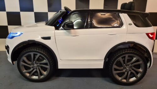Speelgoedauto Land Rover Discovery