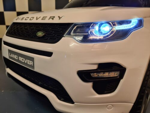 accu auto Land Rover Discovery