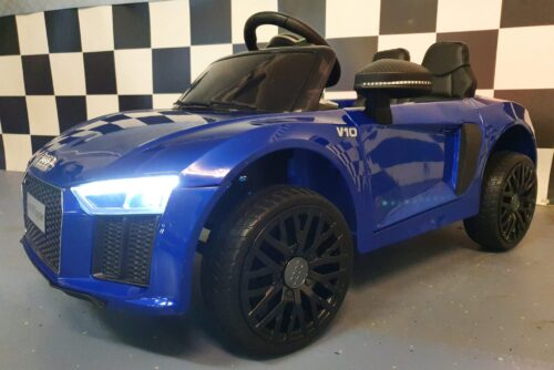 accu speelgoed auto Audi