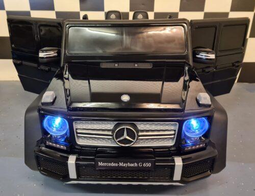 accu speelgoed auto Mercedes maybach
