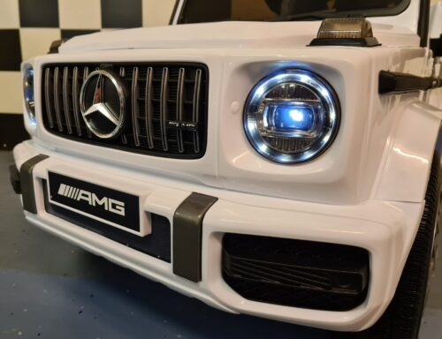 Accu speelgoed auto Mercedes g63