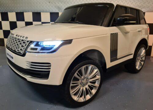 Accu speelgoed auto Range Rover