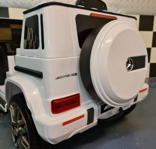 Accu speelgoedauto Mercedes G63