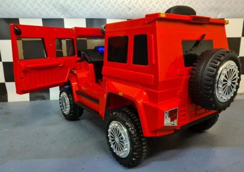 Mercedes Unimog speelgoedauto