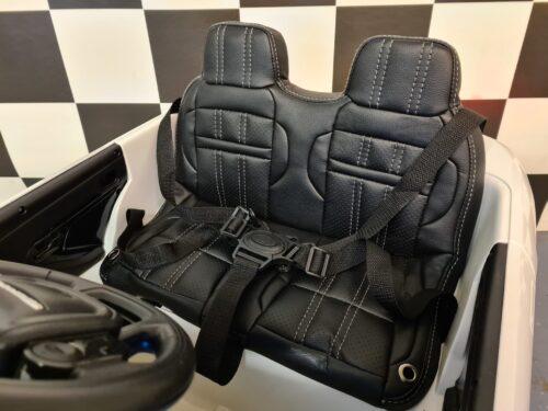 Speelgoedauto Range Rover Evoque wit