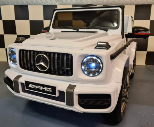 Mercedes G63 kinderauto