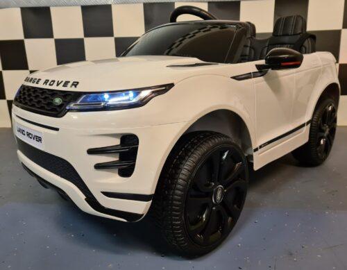 accu auto Range Rover evoque wit