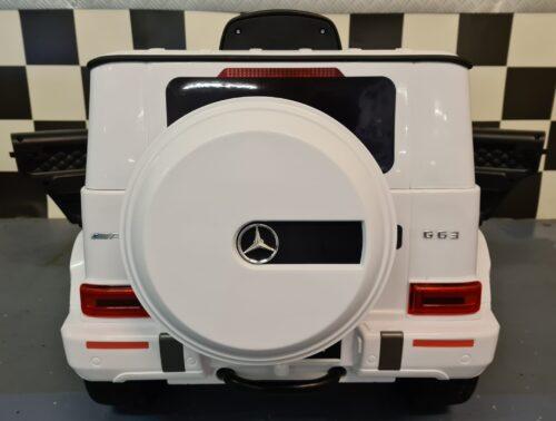 accu kinderauto Mercedes G63