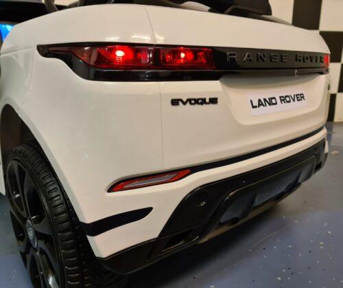 accu speelgoed auto Range Rover Evoque