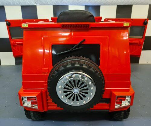 elektrische auto kind Mercedes Unimog