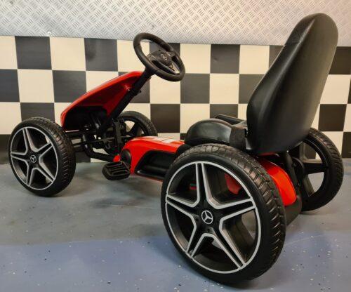 Mercedes speelgoed skelter