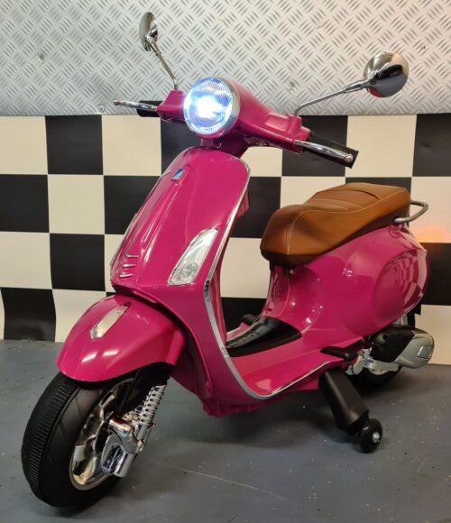 Speelgoed scooter Vespa