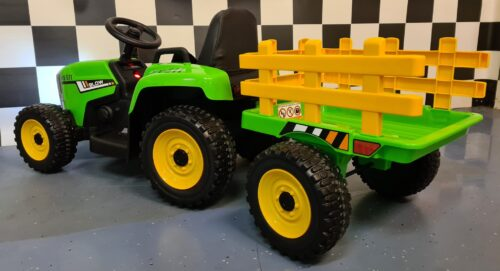 elektrische kinder accu tractor