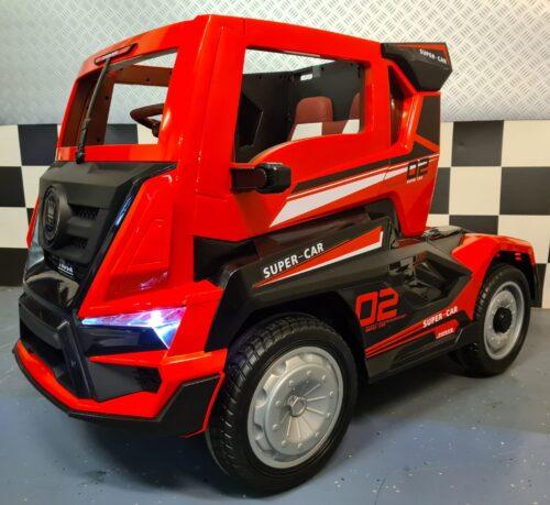 elektrische kinder speelgoed truck