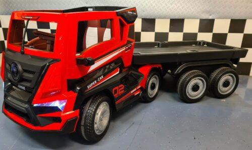 elektrische speelgoed truck