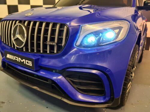 Accu auto Mercedes GLC