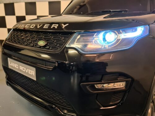 Accu speelgoedauto Land Rover Discovery