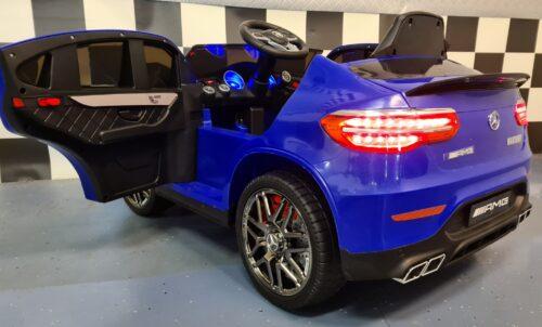 Accu speelgoedauto Mercedes