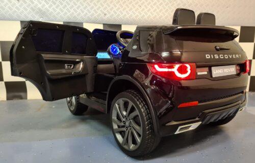 Elektrische speelgoedauto Land Rover