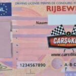 Rijbewijs Cars4kids
