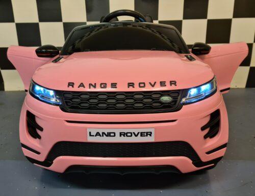 Accu auto kind Range Rover