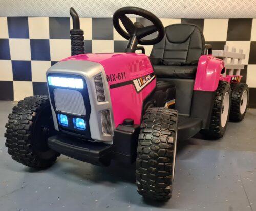 Accu kinder speelgoed tractor 12volt
