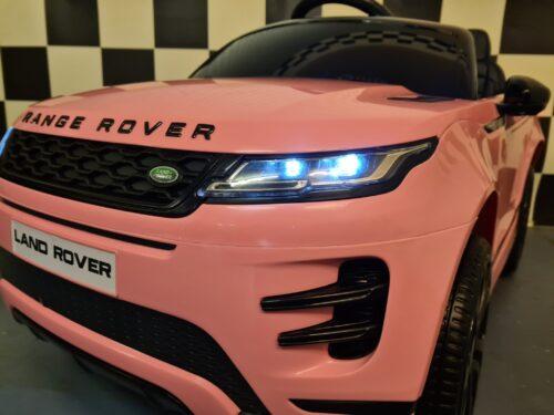 elektrische auto kind Range Rover