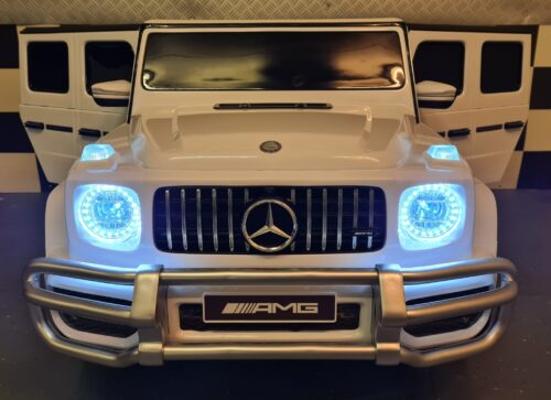peelgoed auto Mercedes G63 2 persoons