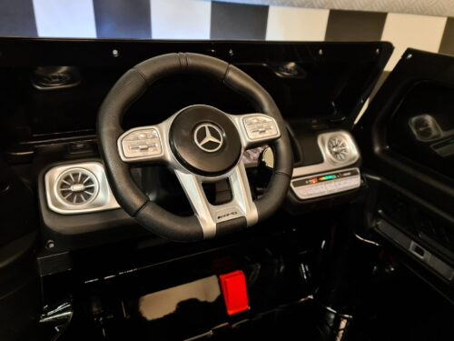 elektrische kinderauto Mercedes G63 amg