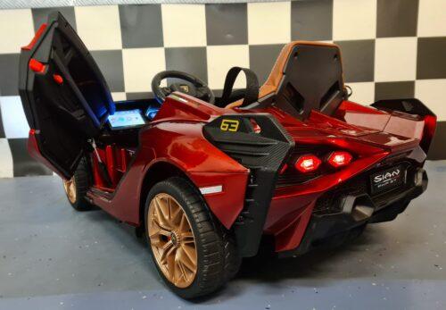 Bestuurbare auto kind Lamborghini Sian