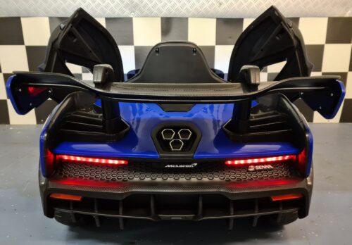 Elektrische auto kind Mclaren Senna