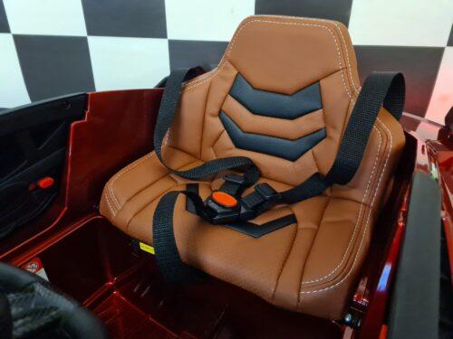 Elektrische kinderauto Lamborghini Sian met RC