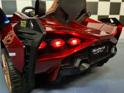Kinderauto Lamborghini met RC