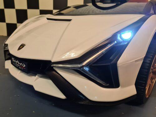 Lamborghini Sian elektrische kinderauto