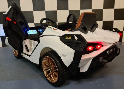 Lamborghini Sian kinderauto