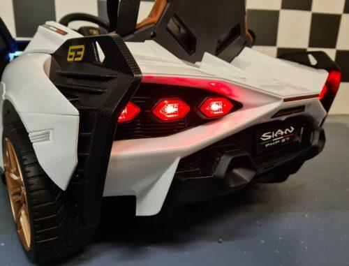 accu speelgoedauto Lamborghini Sian
