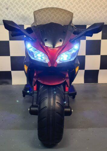 Elektrische kinder motor Ninja rood